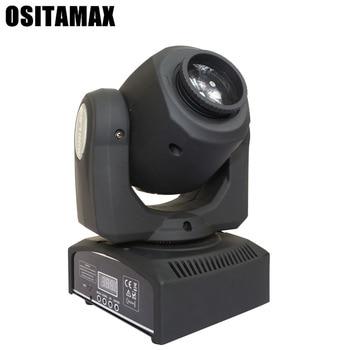 30W LED Stage Light Moving Head Beam Party Light DMX-512 Led Dj Christmas Sound Active DMX Disco Light