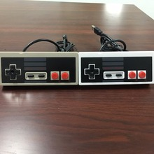 2 pcs  wired handle controller for  PC/USB/nes computer game handle Retro handle USB NES Controller