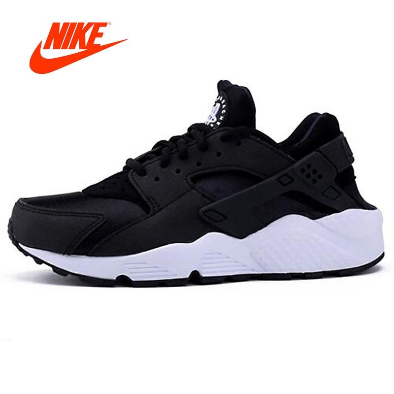 купить New Arrival Authentic Nike Air Huarache Anti-Slippery Cushioning Women Running Shoes Light Sports Shoes Sneakers по цене 7203.66 рублей