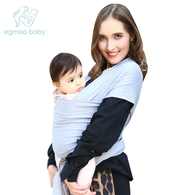 Baby Carrier Blanket Sling Carrier Wrap Newborn Baby Swaddle Infant