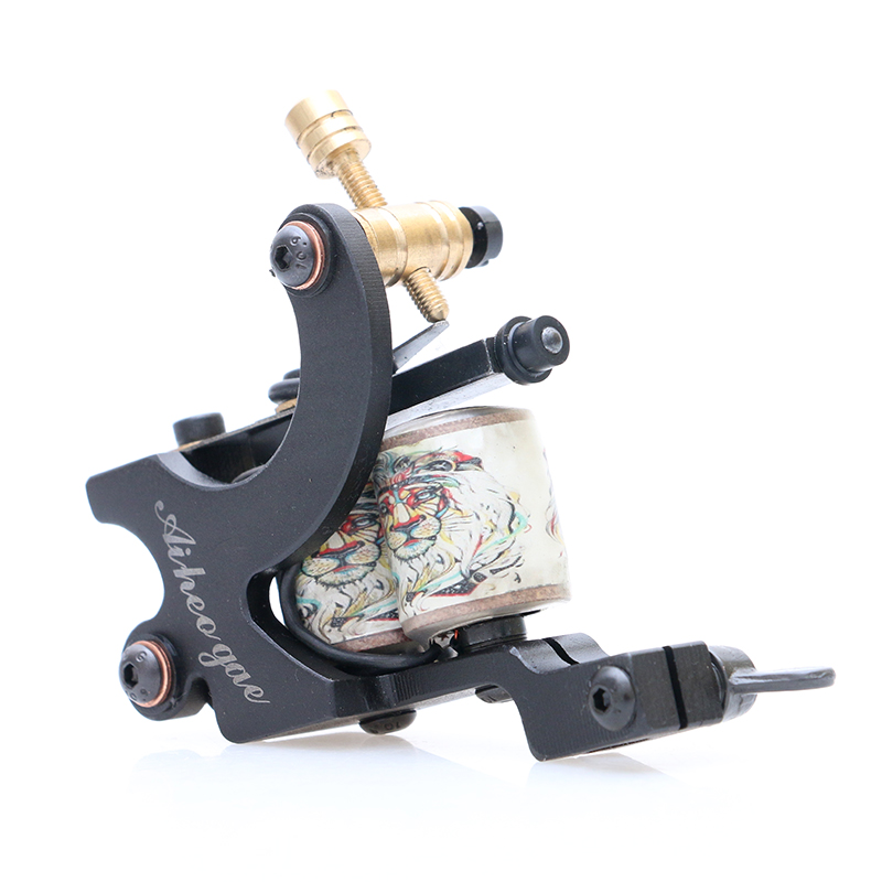 Wholesales Price  Tattoo Machine  Darksteel 12Coils Tattoo Gun for Liner Free Shipping TM5108 software selection for a liner shipping company