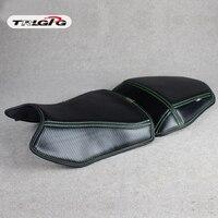 Motorcycle Sunproof waterproof Sunscreen Cooling Seat Cover Heat Insulation Protection FOR kawasaki NINJA ER6N ER6F ER 6N ER 6F