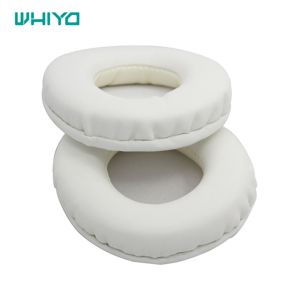Whiyo 1 pair of Replacement Ear Pads Cushion Cover Earpads Earmuff Pillow for Philips A1 Pro DJ A1PRO DJ Headset Headphones