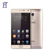 Original teléfono lenovo vibe p1 móvil 4g lte android 5.1 octa Core 5.5 Pulgadas FHD Huella Digital de 2 GB de RAM 16 GB ROM 13.0MP 5000 MAh(Hong Kong)