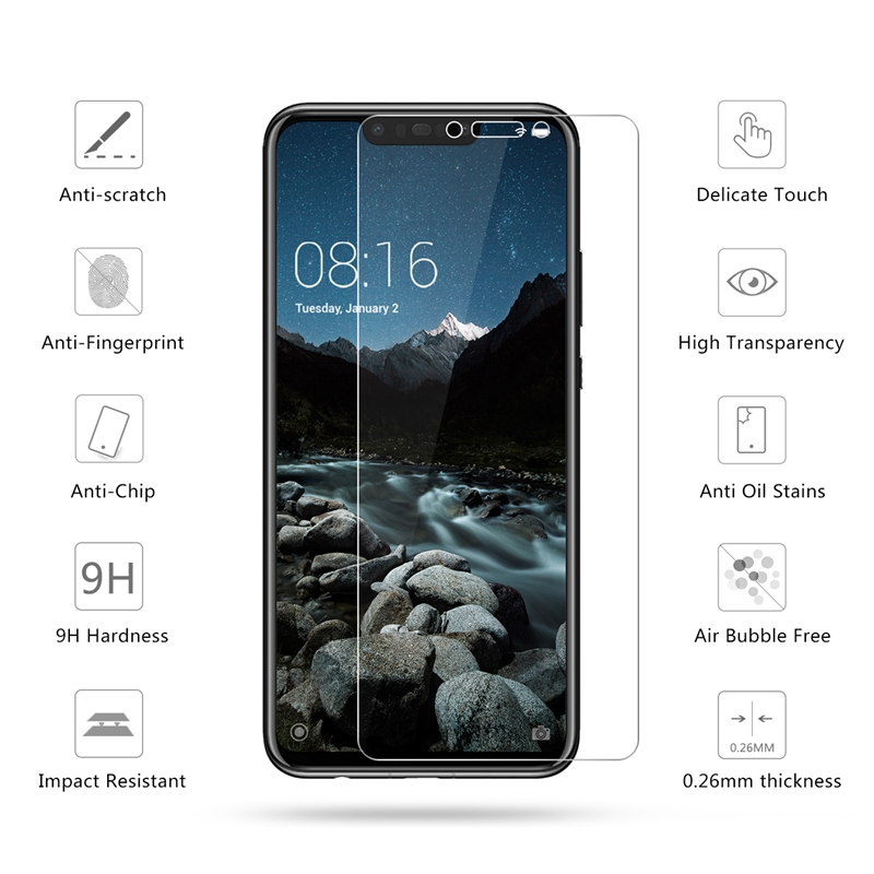 2-5D-0-26mm-9H-Premium-Tempered-Glass-For-Huawei-Nova-3-Screen-Protector-Toughened-protective