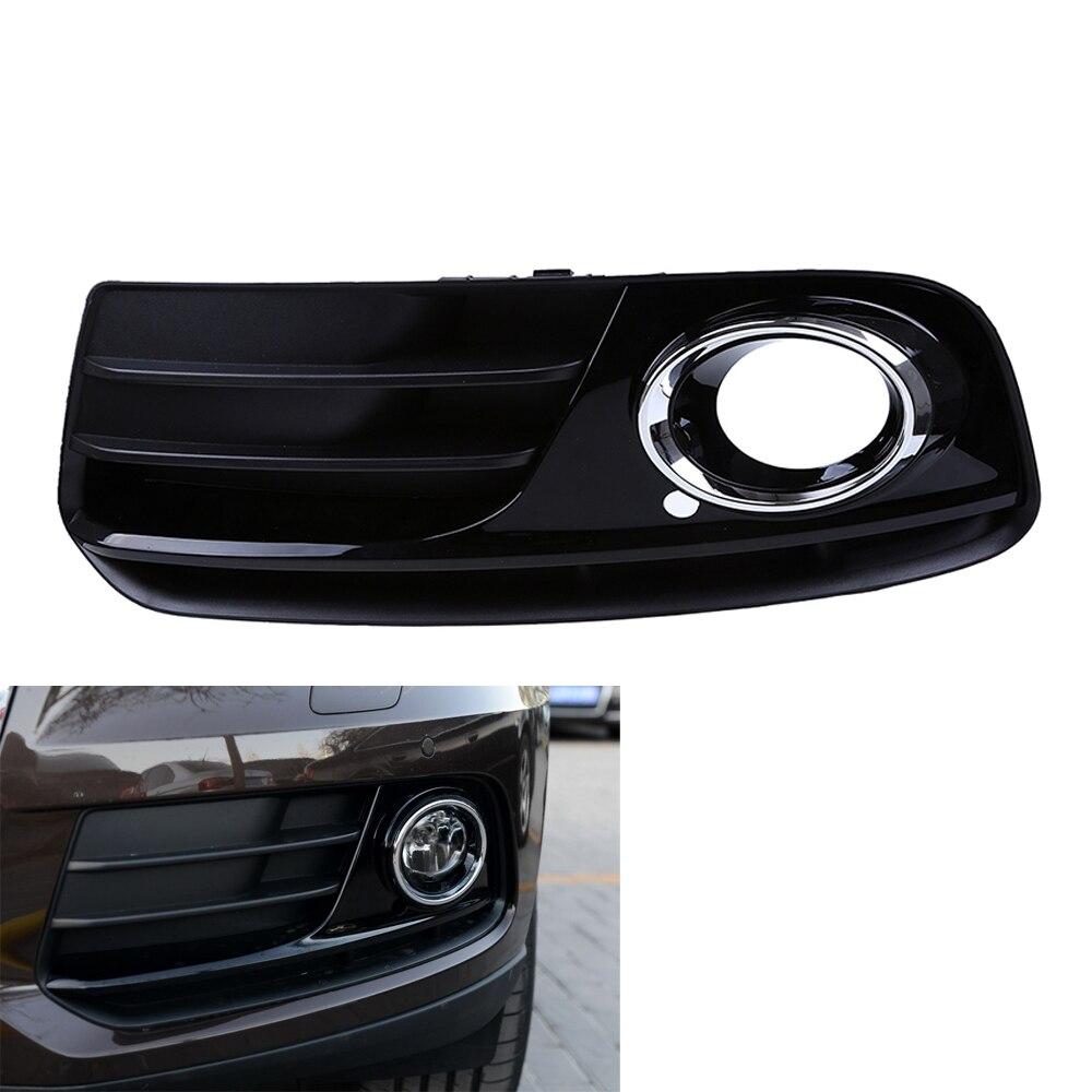 For A4 Quattro 05-09 Driver Side Black Plastic Lower Fog Light Trim