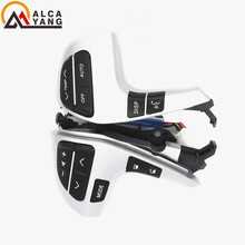 Bluetooth Audio Steering Wheel Switch For Toyota Highlander 84250-0E220 Steering Wheel Audio Control Switch/Button
