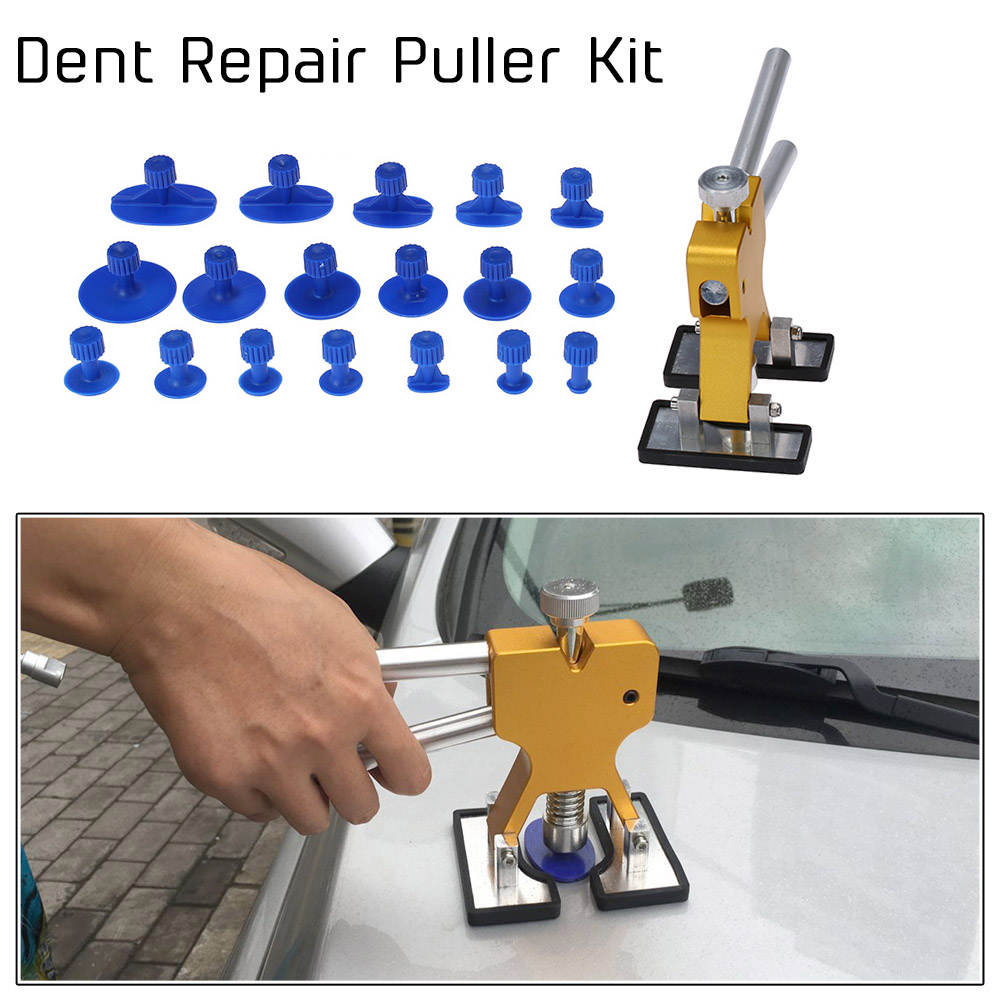 Car Body Paintless Lifter Puller Dent Repair Tool Kit