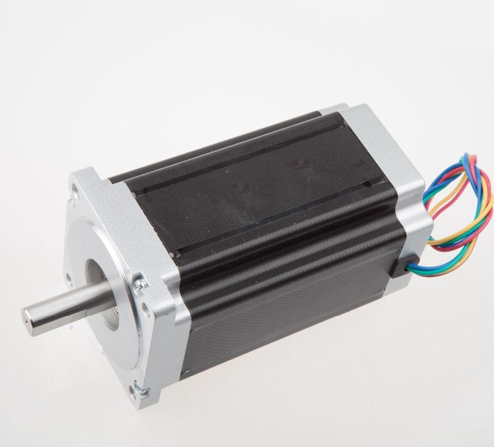 EU 送料無料ステッピングモータ 3 軸ネマ 34 1700oz 。 151 ミリメートル 6A 2 相ステッピングドライバで DM860A ミル高トルク CNC ルータ  グループ上の 家のリフォーム からの ステッパ モーター の中 3