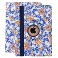 2016 New Fashion blue and white porcelain Leather case for Apple iPad mini 1 2 3 4 for iPad air 1 2 3 4 5 6 Pro 9.7 /12.9 inch