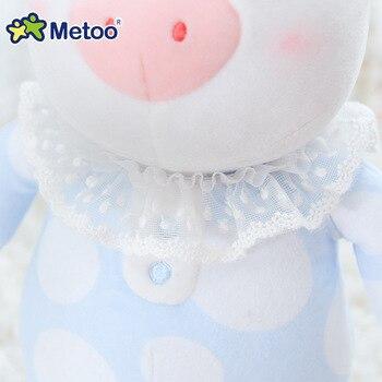 Плюшевая свинка Metoo 5