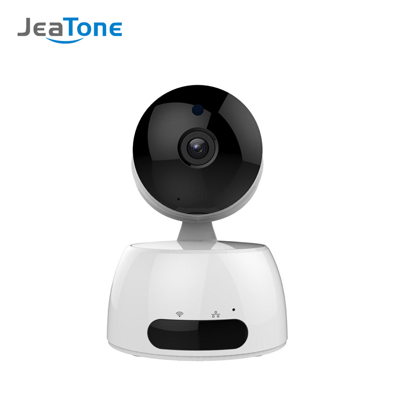 JeaTone Security WIFI IP Camera 720P 1.0MP Camera Wireless HD Home Security Camera System with Night Vision Baby Monitor Camera