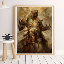 Guild Wars Eye Of The North Wall Art Canvas Poster And Print Painting Decorative Picture For Office Bedroom Home Decor HD