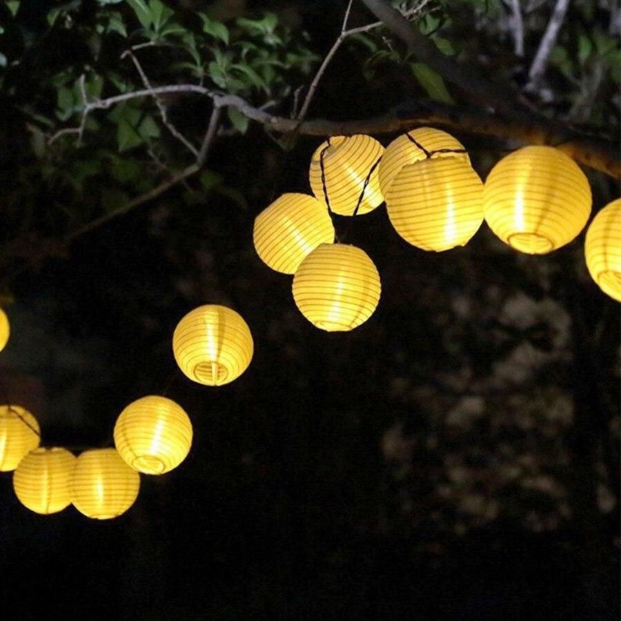 Fios de iluminação