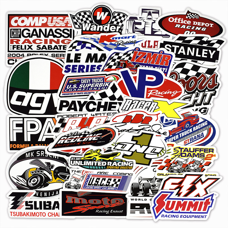 50-pcs-racing-car-stickers-for-car-styling-sticker-motocross-racing-helmet-skateboard-bicycle-laptop-luggage-waterproof-stickers