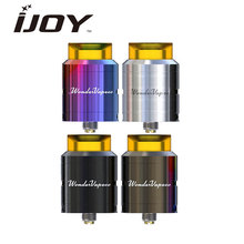 Original IJOY Wondervape RDA Atomizer Rebuildable Atomizer Match for Captain PD270 TC Mod/Smok T-PRIV/Alien Mod vs Smok TF-RDTA