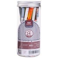 Truecolor Bottled Neutral Pen Black 0 38mm Needle Type GP 1214 Pen Style Full Tide