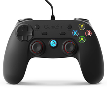 Gamesir G3w USB Wired Gamepad Controller Joystick F Android Smartphone Tablet PC Controller For Windows 7/8/10 (No Phone Holder)
