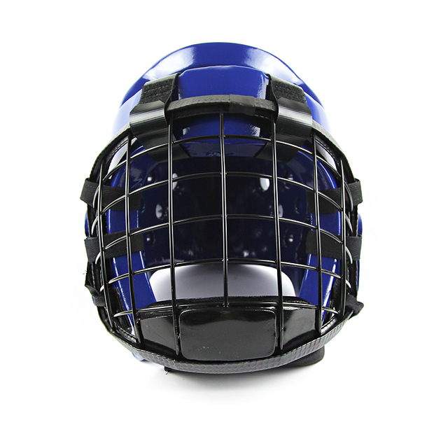 Новое поступление! Колючая проволока каратэ/тхэквондо шлем для лица щит тхэквондо протектор Съемная железная Сетчатая Маска
