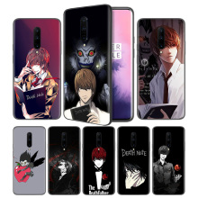 Death Note Ryuk kira Soft Black Silicone Case Cover for OnePlus 6 6T 7 Pro 5G Ultra-thin TPU Phone Back Protective