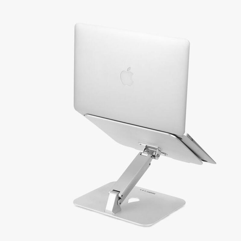 Free shipping JINCOMSO aluminum laptop stand display / For ipad flat bracket can lift free shipping 600x 4 3 lcd display microscope zoom portable led video microscope with aluminum stand for pcb phone repair bga