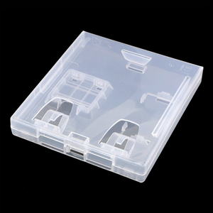 Image 4 - 10 pcs a lot High Quality Game Card Case Box For N D S Lite For N D S L For N D S Storage Box