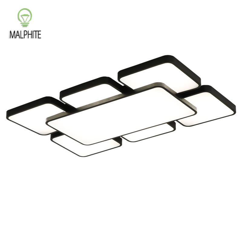 Modern LED Ceiling lamp Nordic living room ceiling light rectangular ultra-thin simpl home decor bedroom lighting luminaireModern LED Ceiling lamp Nordic living room ceiling light rectangular ultra-thin simpl home decor bedroom lighting luminaire