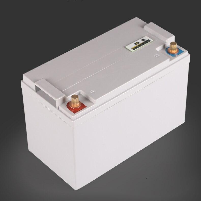 Высокая мощность 12 В 145AH 165AH литий ионный литий полимерная аккумуляторная Батарея для лодочных моторов, солнечные панели, инверторы power bank