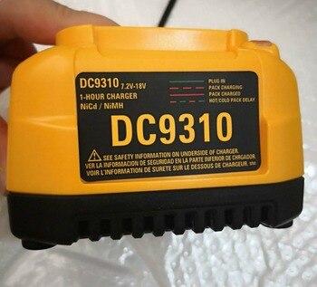 New Battery Charger DC9310 for DEWALT 7.2V-18V NiCD NIMH Battery DW9057 DC9071 DC9091 DC9096 DW9072 DW9091 DW9099