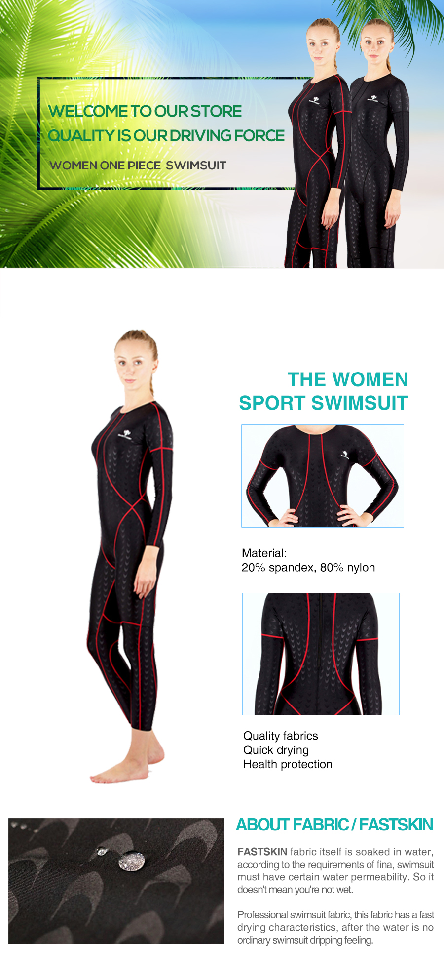 42c8cd4503 HXBYswimwear women swimsuit female arena swimming plus size racing suit  full body competition swimsuits competitive shark skin swim
