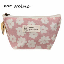 Wo weino New Portable Travel Cosmetic Bag Makeup Case make up box Pouch Toiletry Wash Organizer necessaire women maleta de 2016