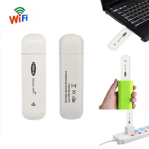 Image 1 - Mini routeur Wi fi Mobile Wi fi 3G, Hotspot USB, 7,2 mb/s universels, large bande, Mini routeur Dongle Mifi, avec fente pour carte SIM