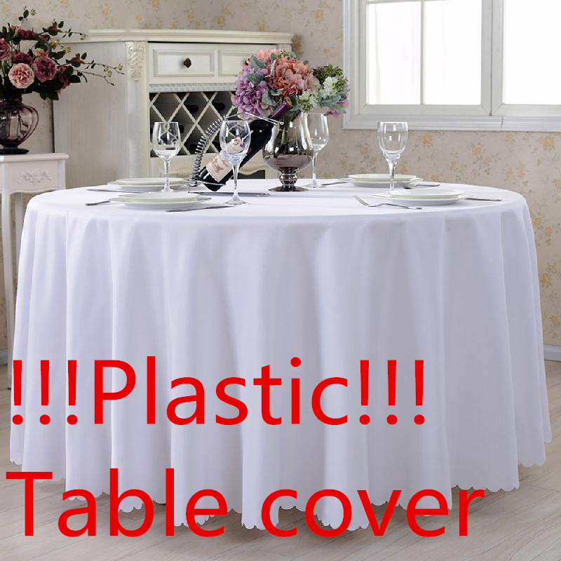 Plastic L Alysse Tablecloth Table Cover Oilproof Party