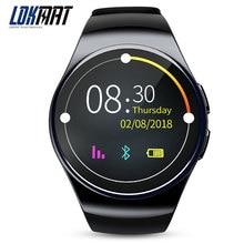 QUENTE Do Bluetooth Telefone Do relógio Inteligente Monitor de Freqüência Cardíaca Relógio Pedômetro Apoio Cartão SIM MTK2502 Esporte Smartwatch Para iphone android