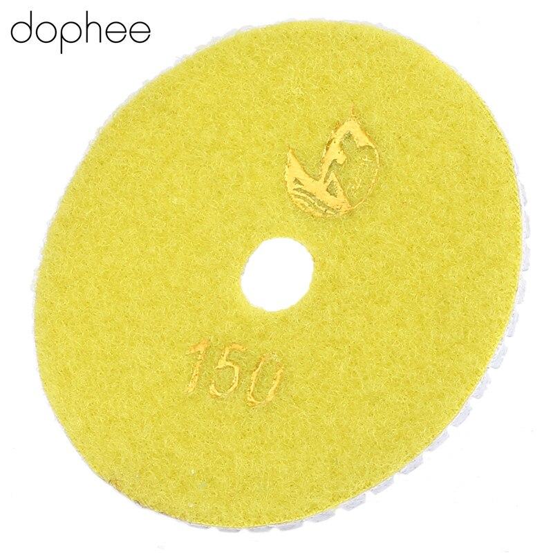 Dophee Diamond Professional Wet Dry Granite Concrete