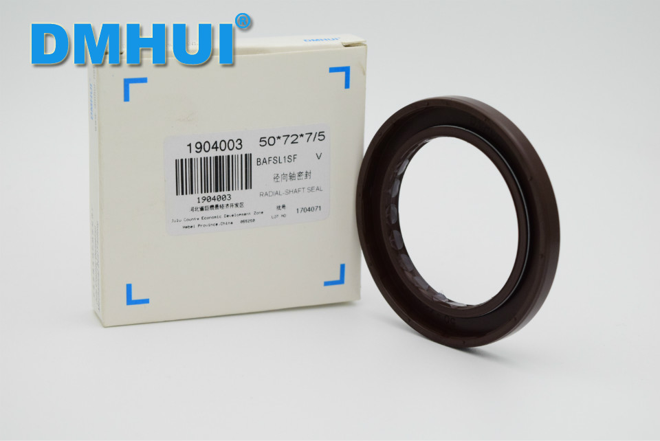 height, model pack Rotary shaft oil seal 50 x 72 x