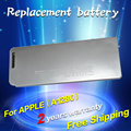 """JIGU 4800mAh A1280 Laptop Battery For Apple MacBook 13"""" A1278 For MacBook 13"""" MB466*/A Plastic shell A1280 MB771"""