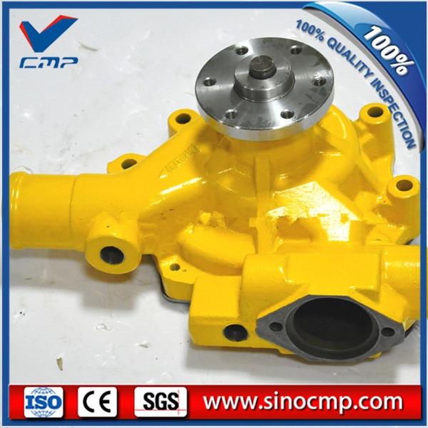 6206-61-1104 4D95L S6D95L Двигатель Водяной насос для Komatsu