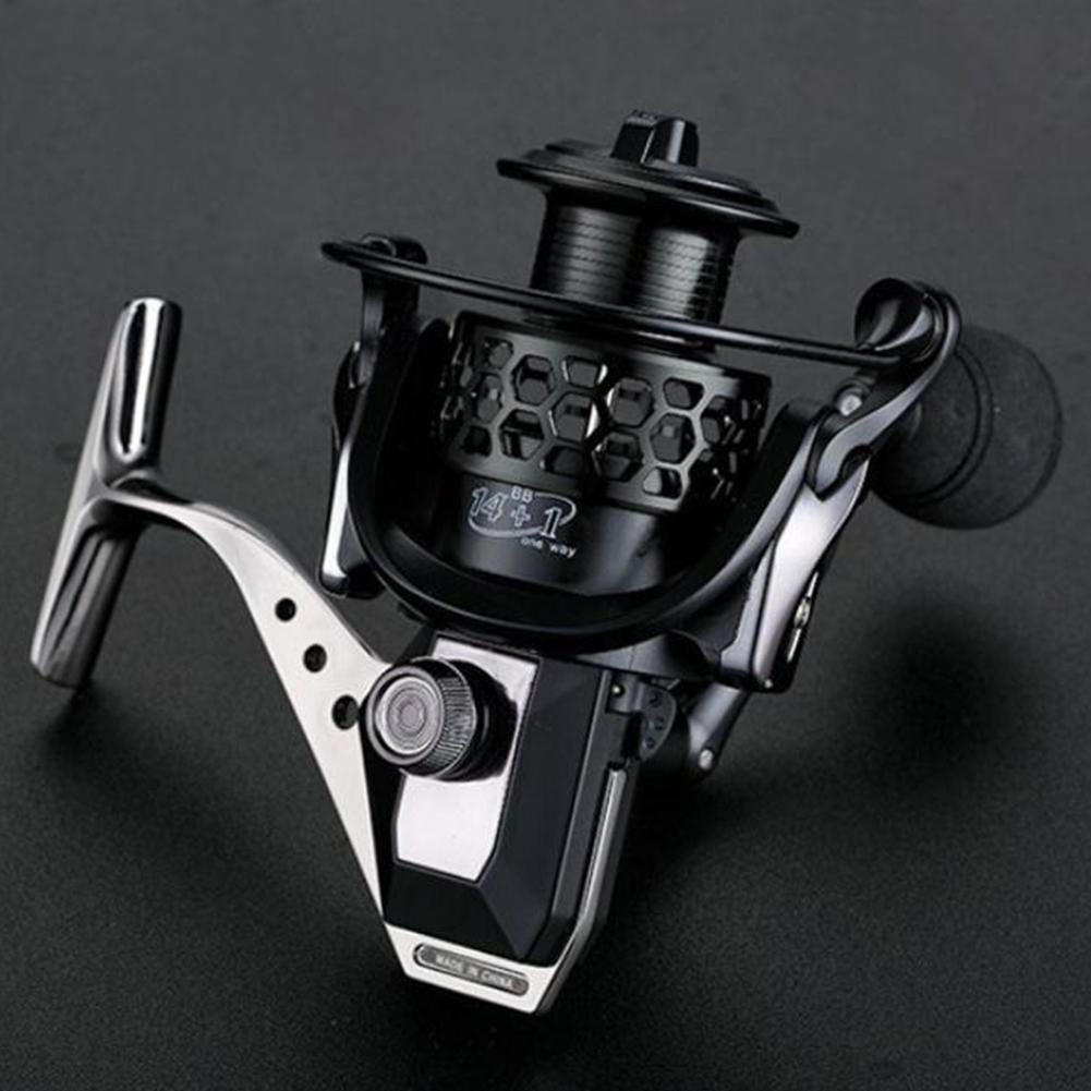 Fishing Reel Spinning Wheel Reel Aluminum Alloy Wire Cup Fishing Equipment in Fishing Reels from Sports Entertainment