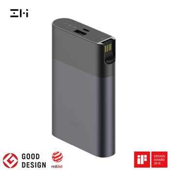 ZMI MF885 4G 10000 mAh batterie externe sans fil wifi répéteur 3G4G routeur Hotspot Mobile expédition rapide Support QC charge rapide