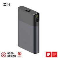 ZMI MF885 4G 10000 mAh Power Bank Wireless wifi repeater 3G4G Router Mobile Hotspot Fast shipping Support QC Fast Charging
