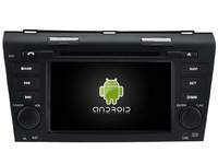 Android 7.1 CAR Audio DVD player FOR MAZDA 3 2004 2009 gps car Multimedia head device unit receiver support DVR WIFI DAB OBD