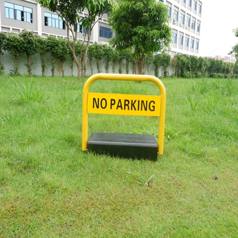 Intelligent Remote Controlled Car Parking Barrier / Parking Lock