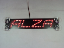 Universal Third brake lights led car light for Alza