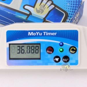 Image 4 - Moyu puzzles, minuterie à grande vitesse professionnelle, machine à horloge, cubes magiques, compétition de sport