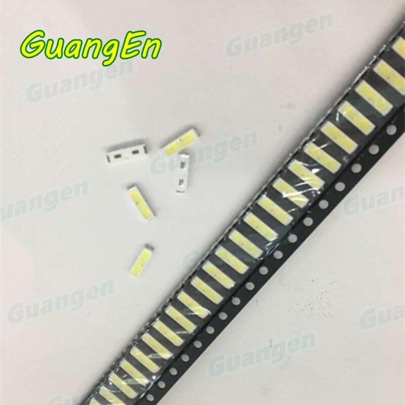 1000PCS FOR LG Innotek 7020 3V 0.5W Cool white LED Backlight Middle Power LED LCD Backlight for TV Application Free Shipping