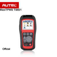 Autel MaxiTPMS TS601 TPMS Tool with ECU Programming Free Update on the Internet Via USB Port