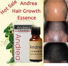 Genuine Original Andrea Hair Growth Essence Hair Loss Products Liquid 20ml 7 Days Fast Product