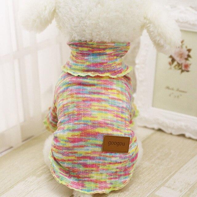 Soft Dog Sweater Knitwear Pet Dog Clothes