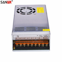 SANPU SMPS LED Power Supply 24v 350w 14a Constant Voltage Switching Power Supply 110v 220v ac/dc 24 V Lighting Transformer IP20
